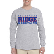 RIDGE -  4930 Fruit of the Loom Adult 5oz. 100% Heavy Cotton HD™ Long-Sleeve T-Shirt
