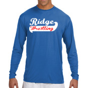 RIDGE - N3165 A4 Long-Sleeve Cooling Performance Crew Neck T-Shirt