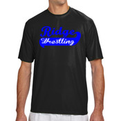 RIDGE - N3142 A4 Short-Sleeve Cooling Performance Crew Neck T-Shirt
