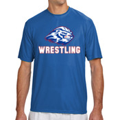 Wrestling - N3142 A4 Short-Sleeve Cooling Performance Crew Neck T-Shirt