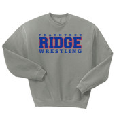 RIDGE - 562B Jerzees Youth 8oz. NuBlend® 50/50 Fleece Crew