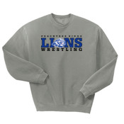 LIONS - 562B Jerzees Youth 8oz. NuBlend® 50/50 Fleece Crew