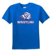 Wrestling - 3931B Fruit of the Loom Youth 5oz., 100% Heavy Cotton HD T-Shirt