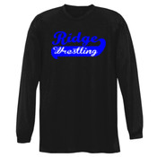 RIDGE - NB3165 A4 Youth Long Sleeve Cooling Performance Crew Shirt
