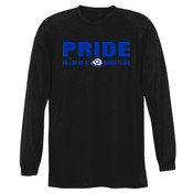 LIONS - NB3165 A4 Youth Long Sleeve Cooling Performance Crew Shirt