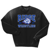 RIDGE - 562 Jerzees Adult 8oz. NuBlend® 50/50 Fleece Crew